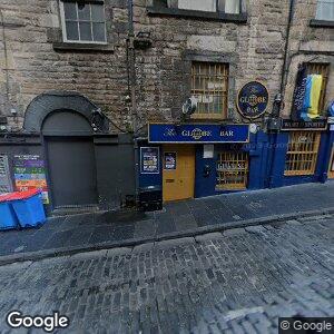 Globe Bar, Edinburgh